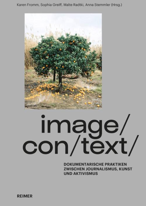Buchumschlag von image/con/text
